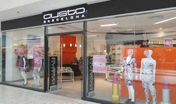 spanish brand custo barcelona enters indian...
