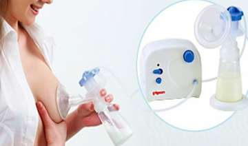 breast pumps seen as solution for young working...