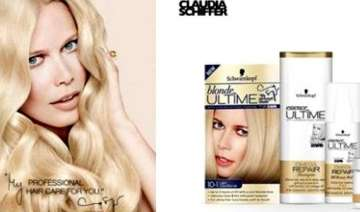 claudia schiffer debuts new hair care line -...