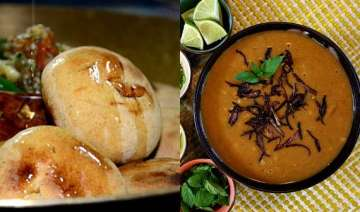 from litti chokha to haleem mouth watering foods...