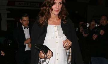 keira knightley prefers loose clothes because of...