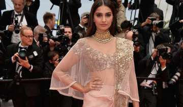 sonam is a queen of fashion designer anupamaa...