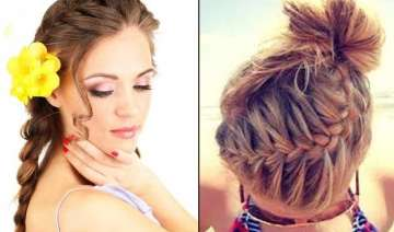 hairstyling tips for beach holiday - India TV