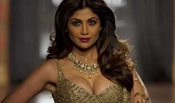 shilpa shetty s royal affair at aicw 2015 - India...