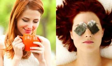 get spot free face silky tresses with green tea -...