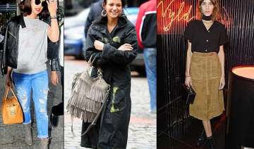 style up in suede in spring summer - India TV