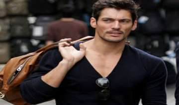 david gandy stays away from processed food -...