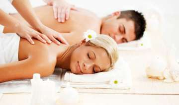 try aroma massages this weekend see pics - India...