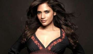 richa chaddha gets ready to spill hotness at...