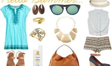 how to style yourself up in summer - India TV