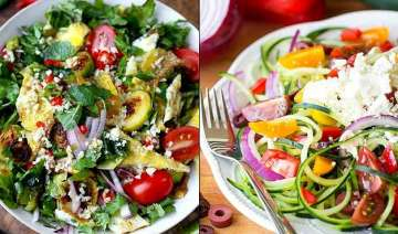 3 easy salads for people who are always in hurry...