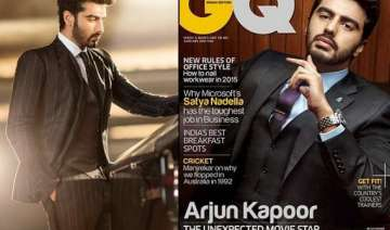 arjun kapoor on gq a dapper and proud actor -...