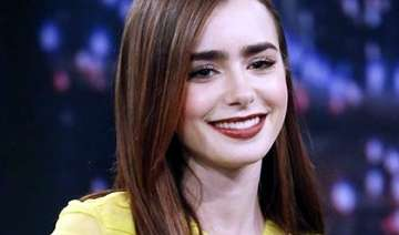 lily collins prefers tattoos over waxing - India...