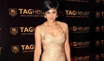 mandira gets special wishes from masaba - India TV
