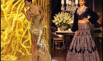 past met present at delhi couture week - India TV