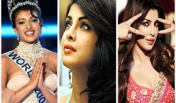 priyanka chopra from miss world to bollywood s...