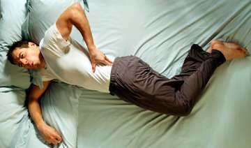 resting can cause problems not relive painful...