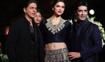 srk deepika add glamour to dcw finale - India TV