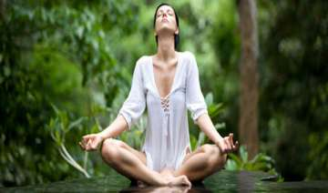 seven yoga postures to improve your immune system...