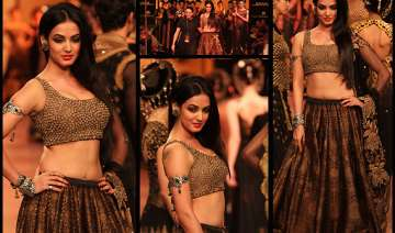 sonal chauhan looks stunning in indian wear view...