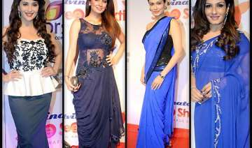 hues of blue conquered kelvinator stree shakti...