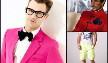 time for men to go bold with neon colours view...