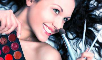 tricks to apply makeup quickly view pics - India...