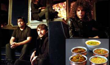 wolfmother bandmates in love with indian food see...