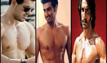 john ranveer arjun to stand up for health cause...