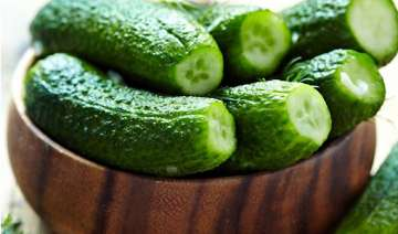 five reasons to use cucumber see pics - India TV