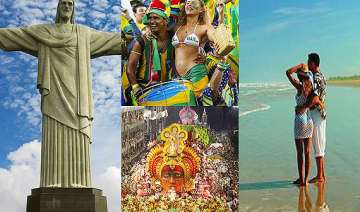 fifa world cup 2014 other attractions in brazil...