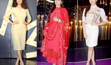 fashion report rani mukerji peps up in red alia...