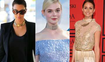 jewellery trend 2014 chokers see pics - India TV