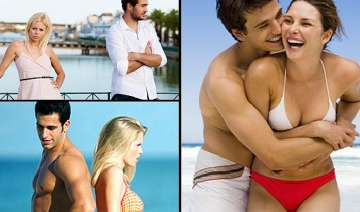 five reasons why couples argue on holiday see...
