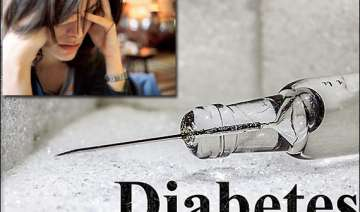 chronic stress factor in diabetes development in...