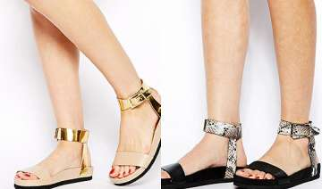 summer shoe trend try footbed sandals for comfort...
