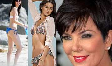 kendall jenner has perfect body feels kris jenner...