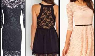 lace dresses in trend this spring - India TV