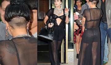 lady gaga goes desi dons shimmering jewellery and...