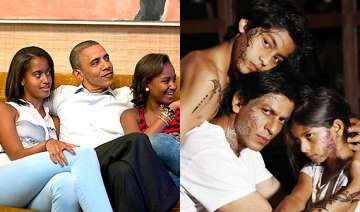 barack obama shah rukh khan win the most admired...