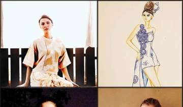 lfw 2014 paris based designer payal bhargava to...