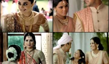 not tanishq but femina was the first brand to...