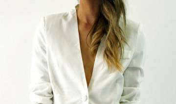 2014 style staple white blazer see pics - India TV