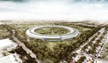 apple to unveil its four storeyed spaceship hq...