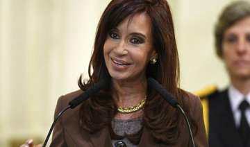 argentina president kirchner diagnosed with...