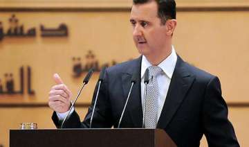 assad speech pushes syria to civil war opposition...