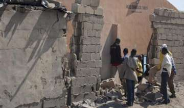 25 killed in northern nigeria church bombings -...