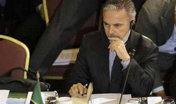 brazilian foreign minister resigns - India TV