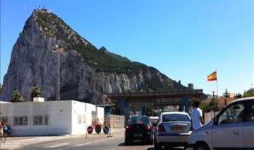 britain and spain spar over gibraltar - India TV