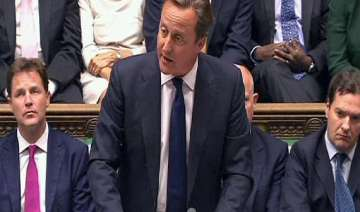 british parliament opposes military intervention...